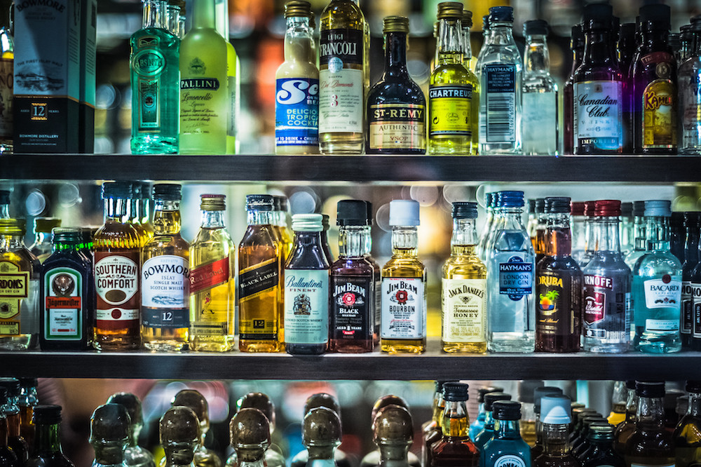 alcohol on the ketogenic diet