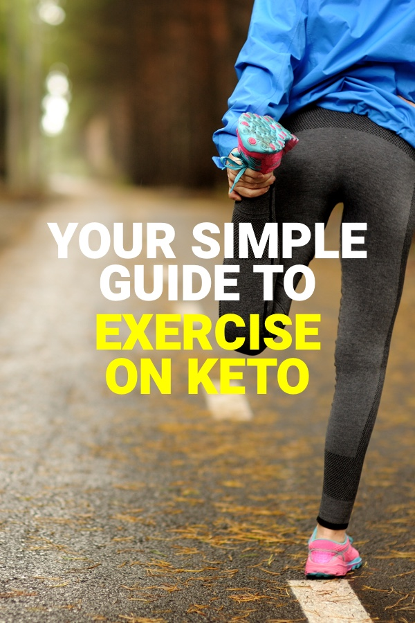 Exercising on the keto diet is possible if you follow these steps.